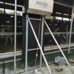 Entmistungsanlagen mit Tauantrieb für verschiedene Stalltypen