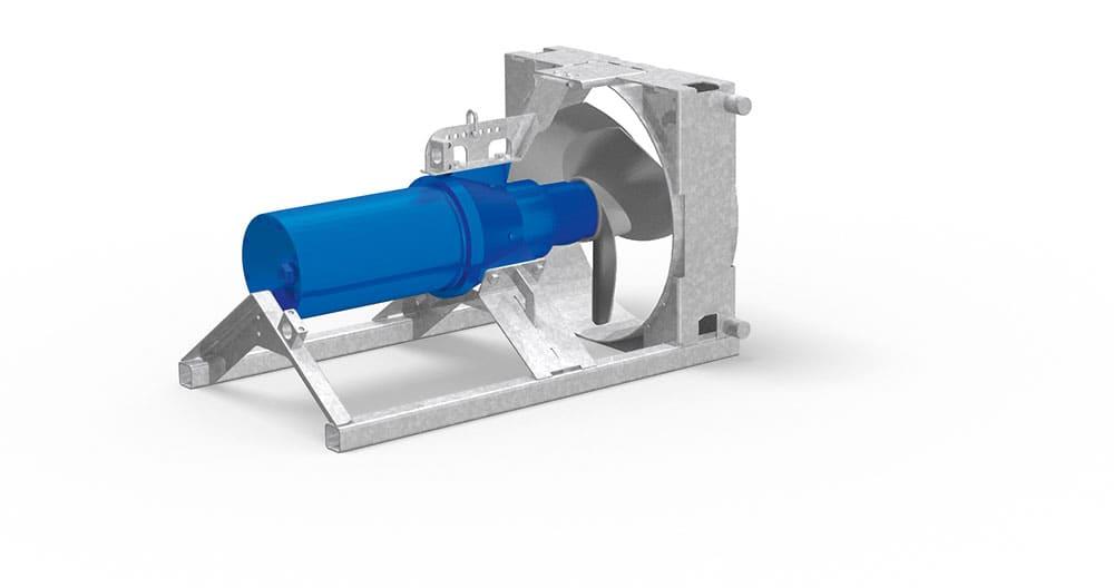 Reck Güllemixer Tauchmotormixer in verschiedenen Ausführungen