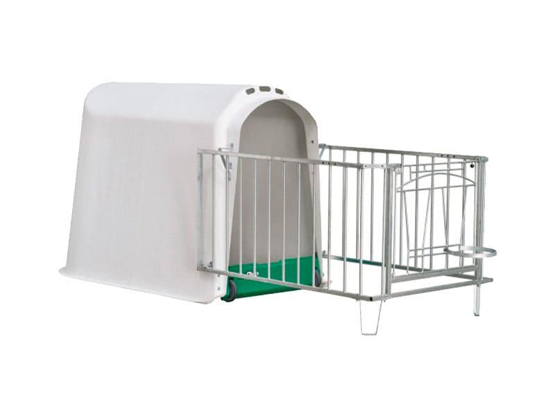 Kälberaufzucht Kälberbox Iglu Comfort