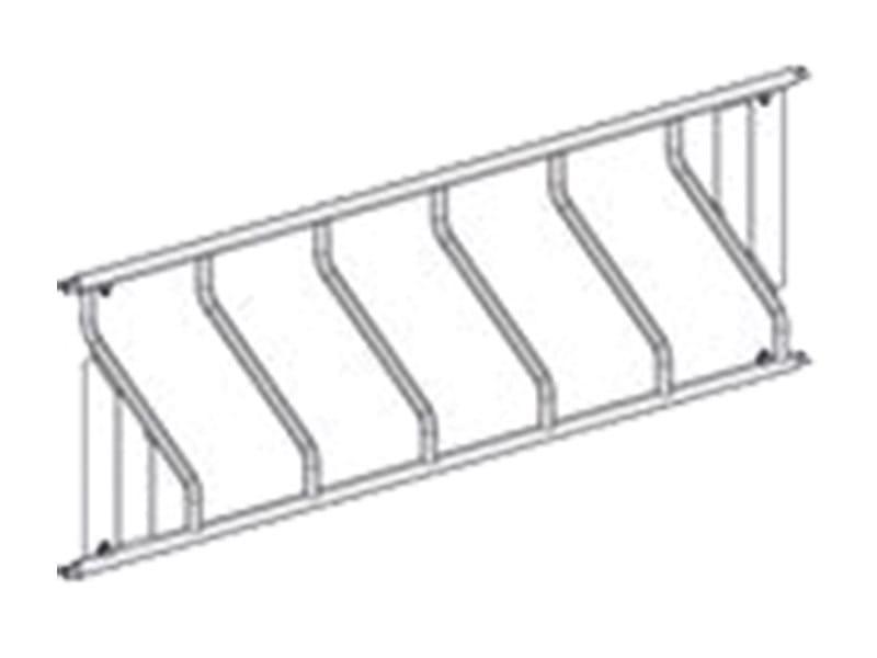 Kälberdiagonalfressgitter Jourdain Sicherheitsfressgitter für Kälber bis 6 Monate